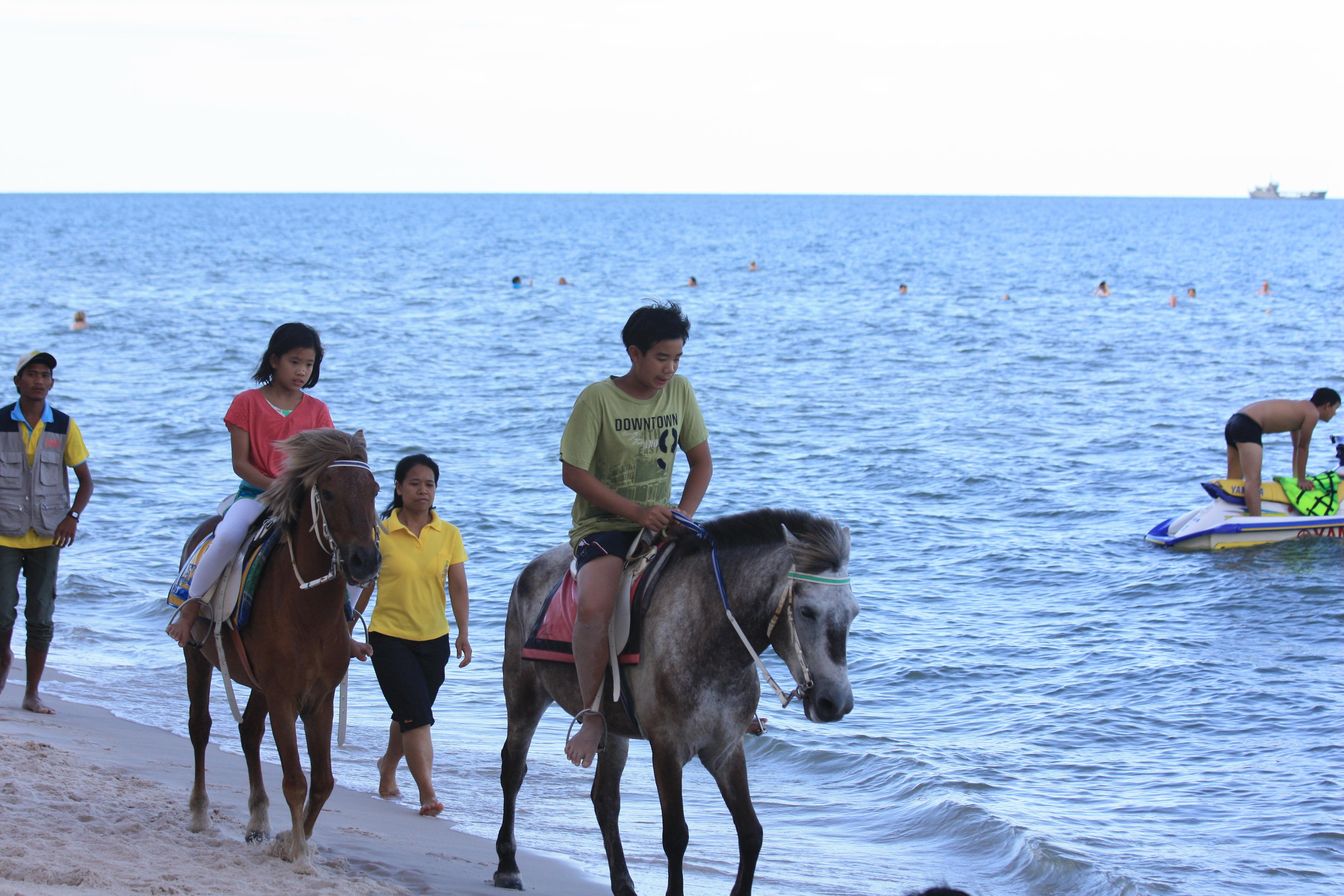 泰国悠闲海岛生活