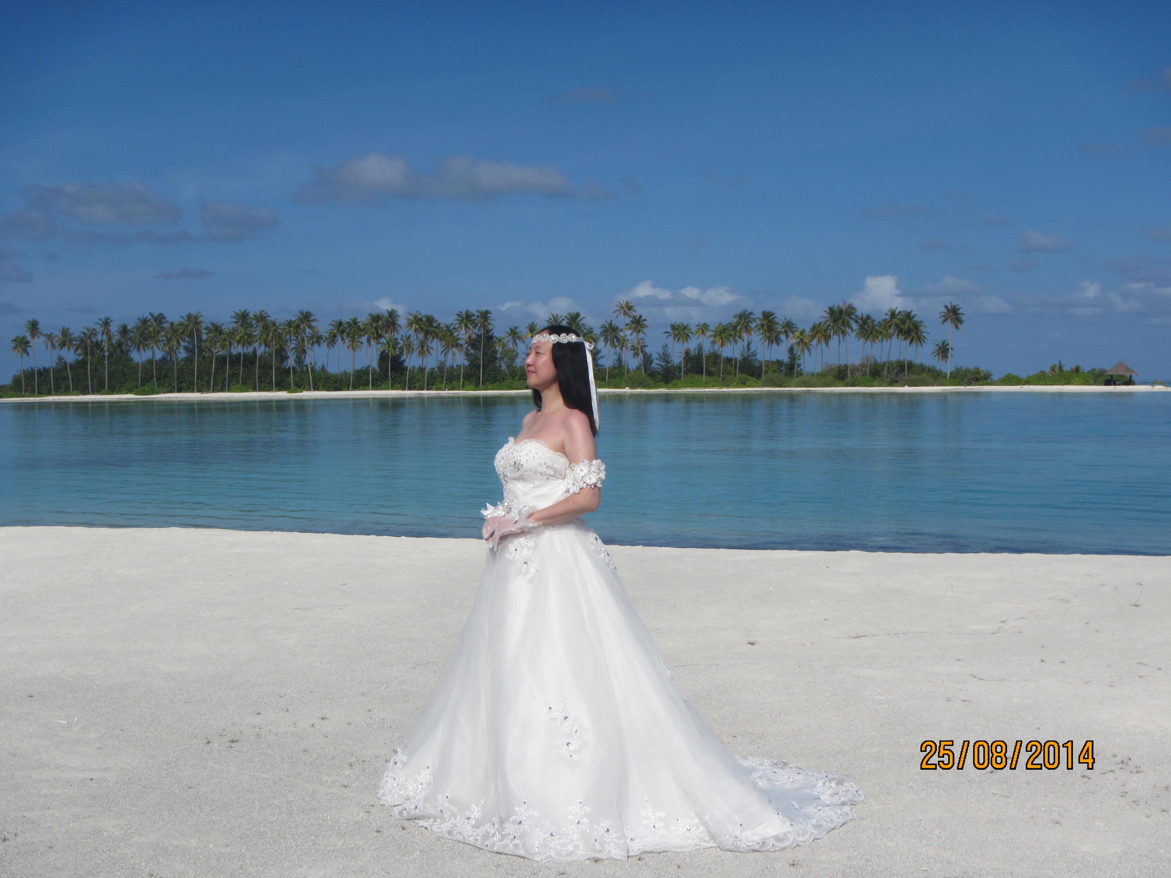 马尔代夫-双鱼岛蜜月之旅