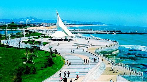 万平口海滨风景区