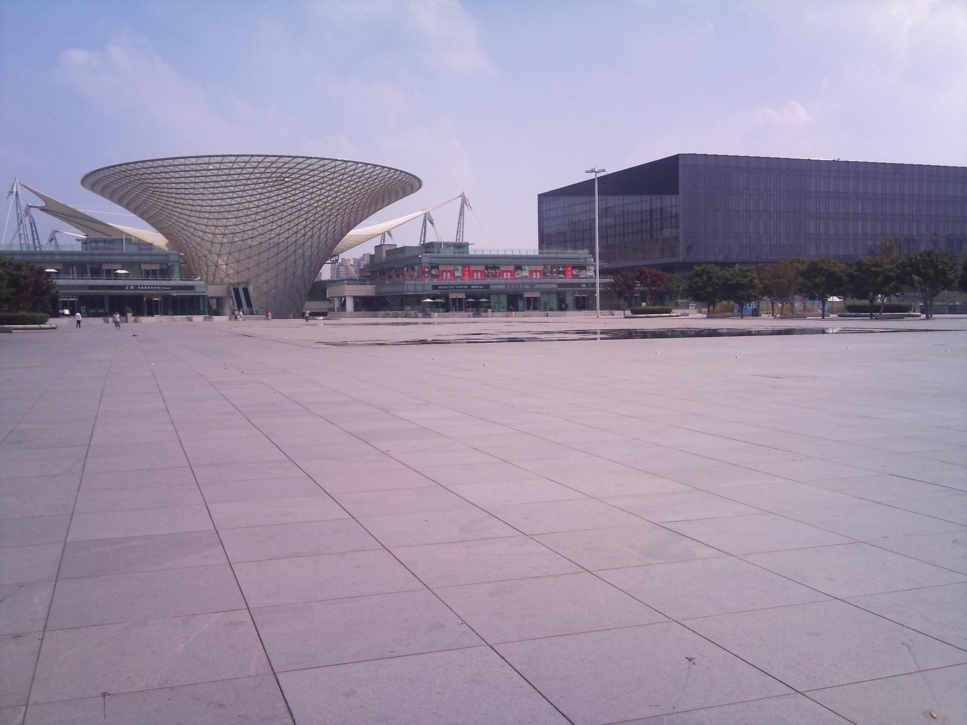 【携程攻略】上海上海世博园景点