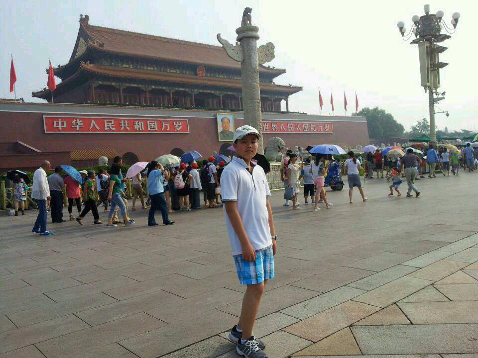 北京天安广场画图片-北京天安广场儿童绘画,北京天安广场的铅笔画