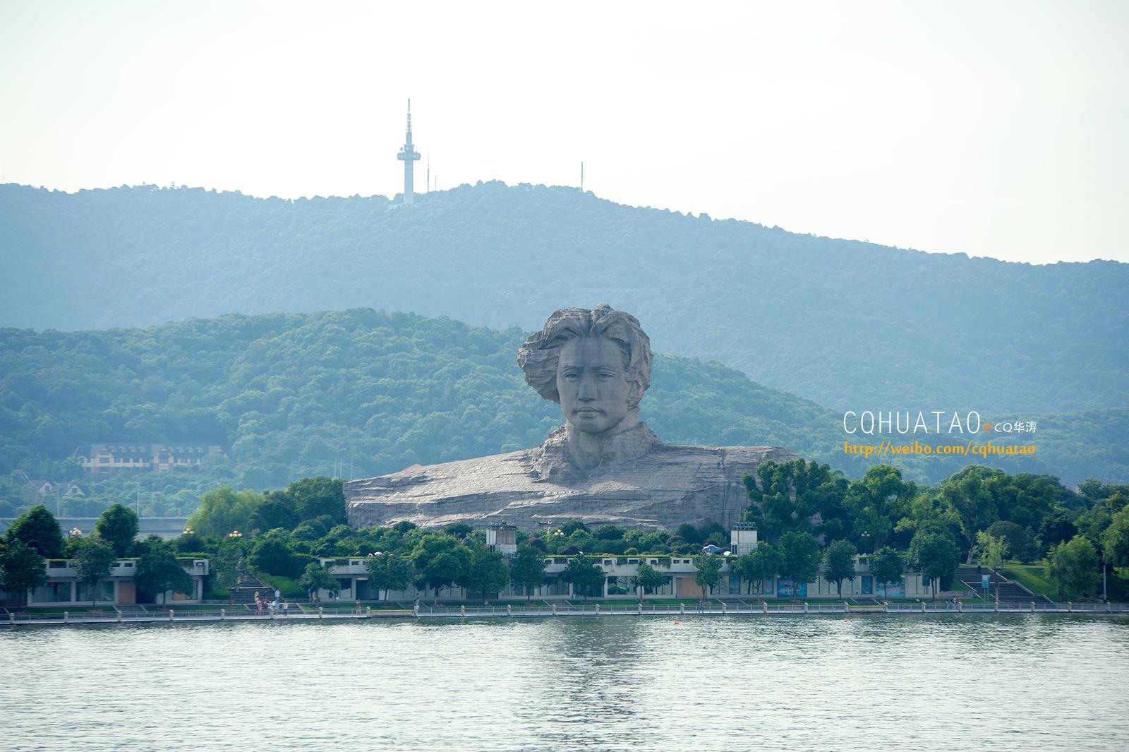 描写长城景色的作文_长沙橘子洲景色_风景520