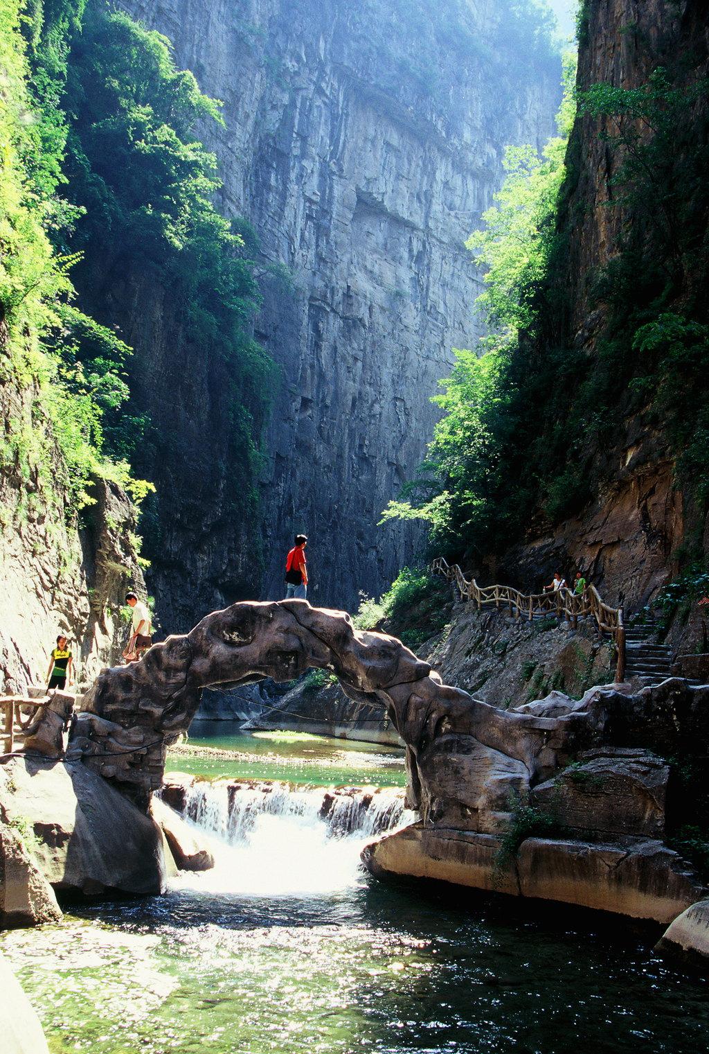 太行山大峡谷三日游