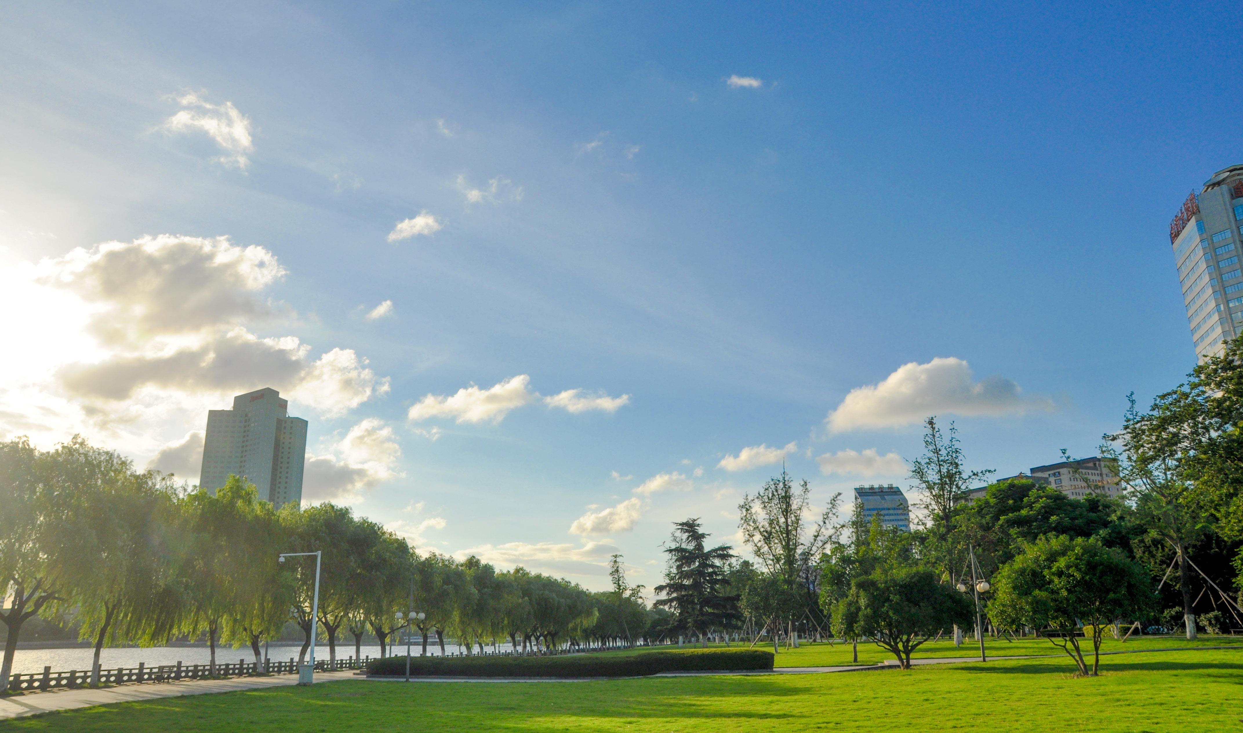 我拍过北京,杭州,宁波等城市