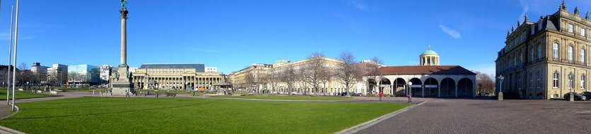 宫殿广场,斯图加特宫殿广场攻略/地址/图片/门票