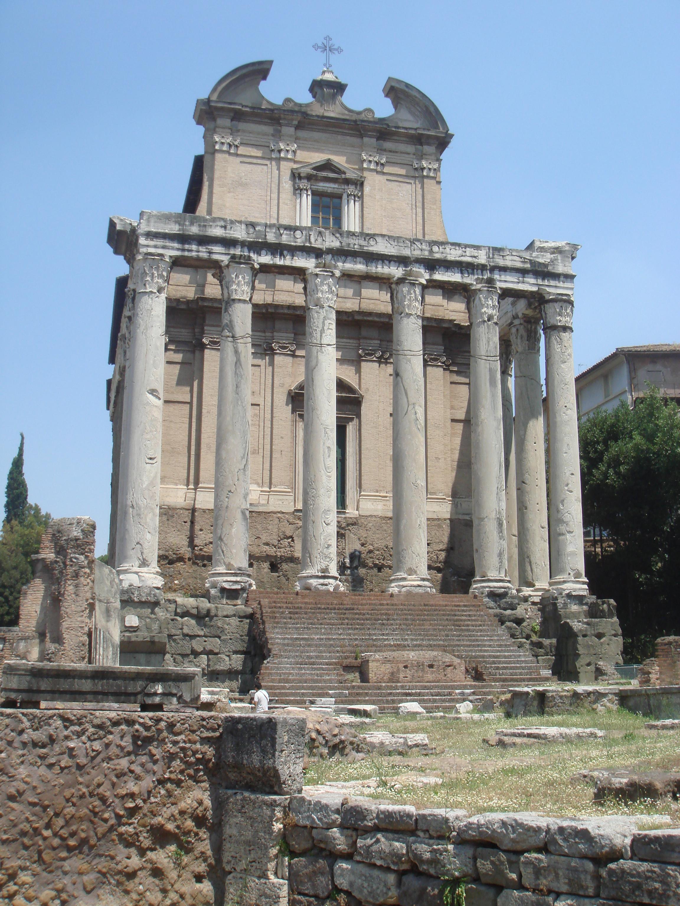 古罗马广场,罗马古罗马广场攻略/地址/图片/门票