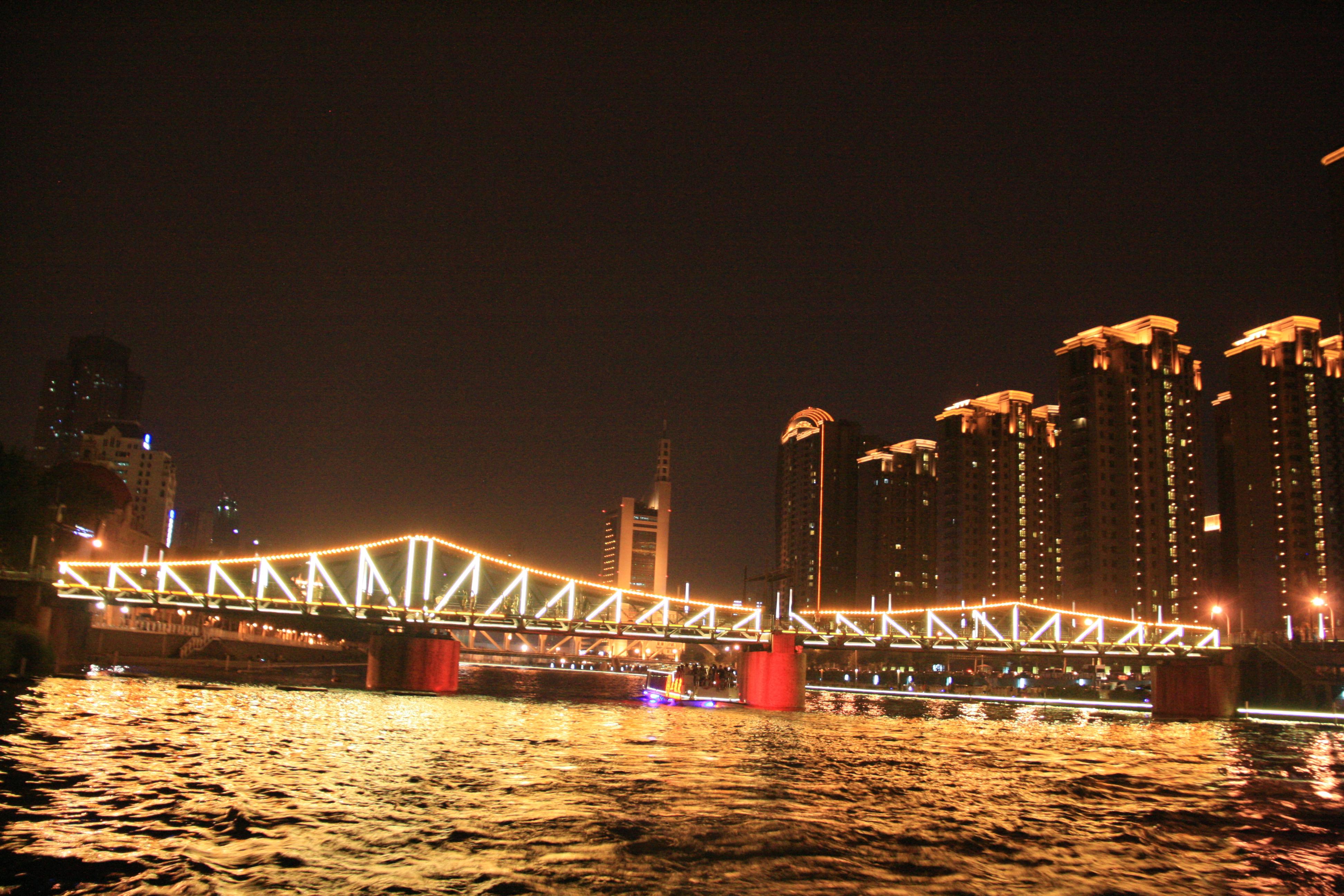 乘著基辅号航母,张开天津之眼,畅游秦皇岛 (8日游) 一