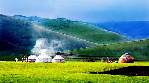 鄂尔多斯文化旅游村