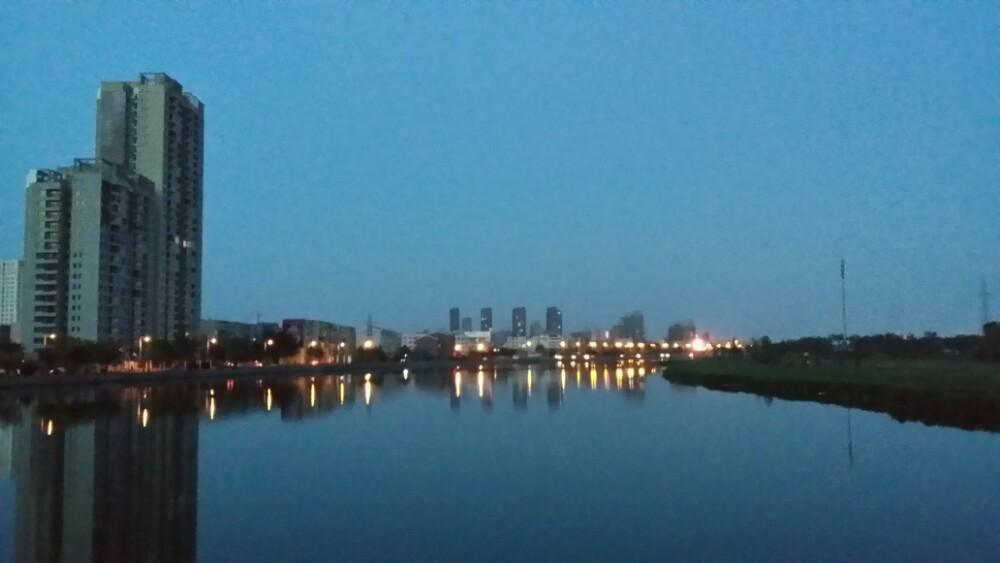 湖滨公园是盘锦市最大的公园