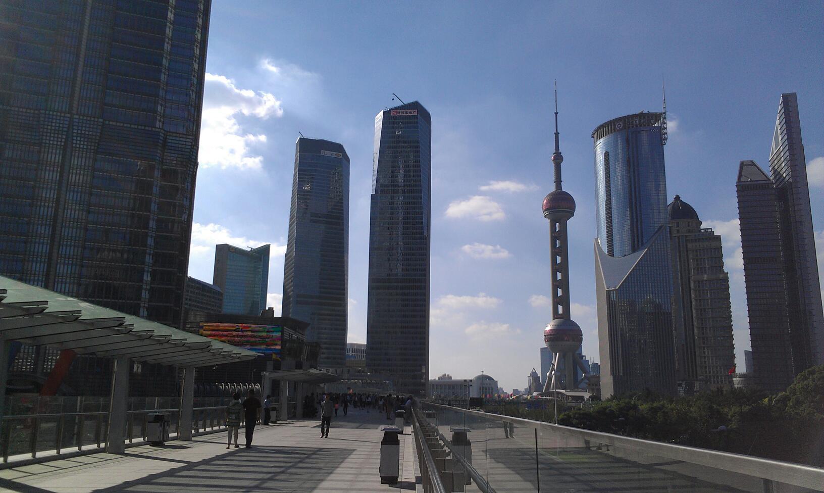上海陆家嘴 一日游