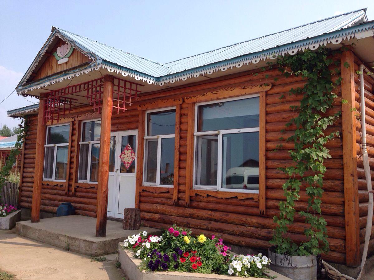 室韦小镇,小别墅陆良二手房木屋出售图片