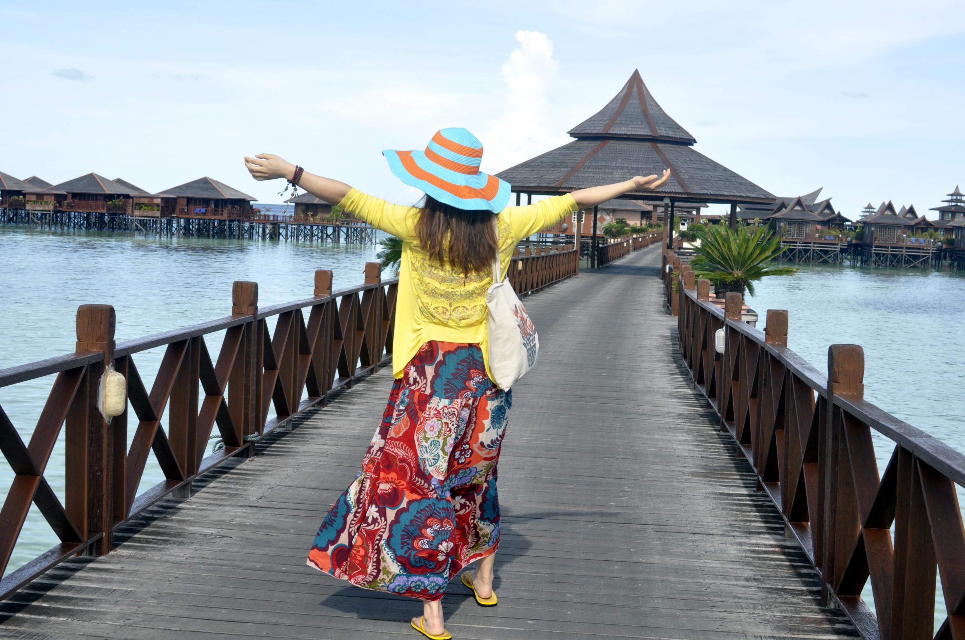 马来西亚仙本那,马步岛