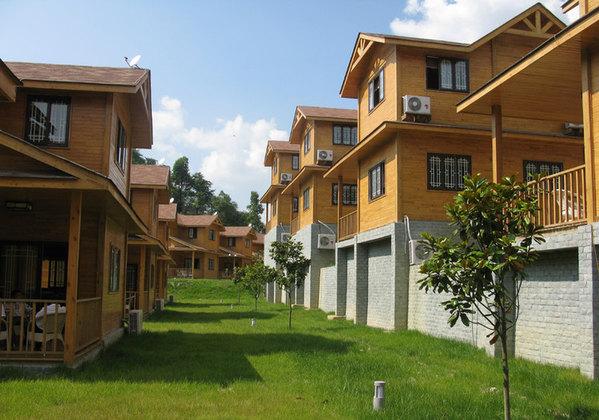 河南周口有建农村别墅