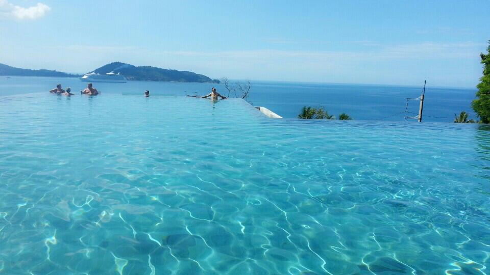 普吉岛,泳池别墅中梦的酒店图片