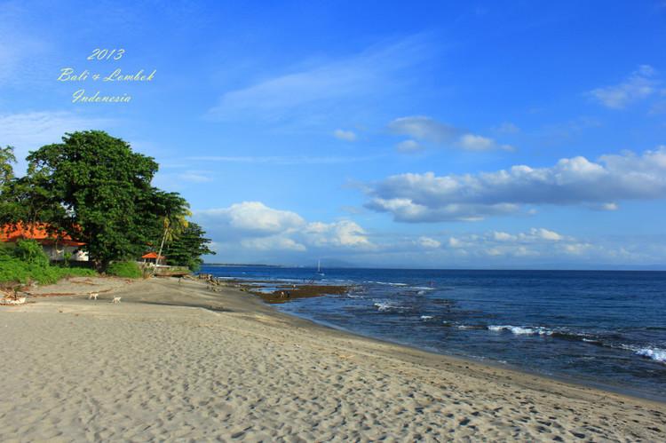 【携程攻略】西努沙登加拉龙目岛圣吉吉海滩好玩吗,龙