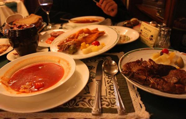 内蒙古特色美食