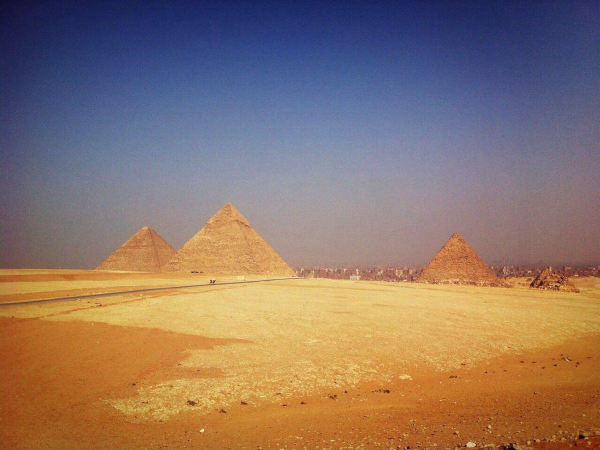 塞加拉金字塔群
