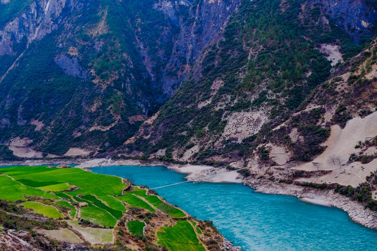 壁纸 大峡谷 风景 摄影 桌面 1200_800