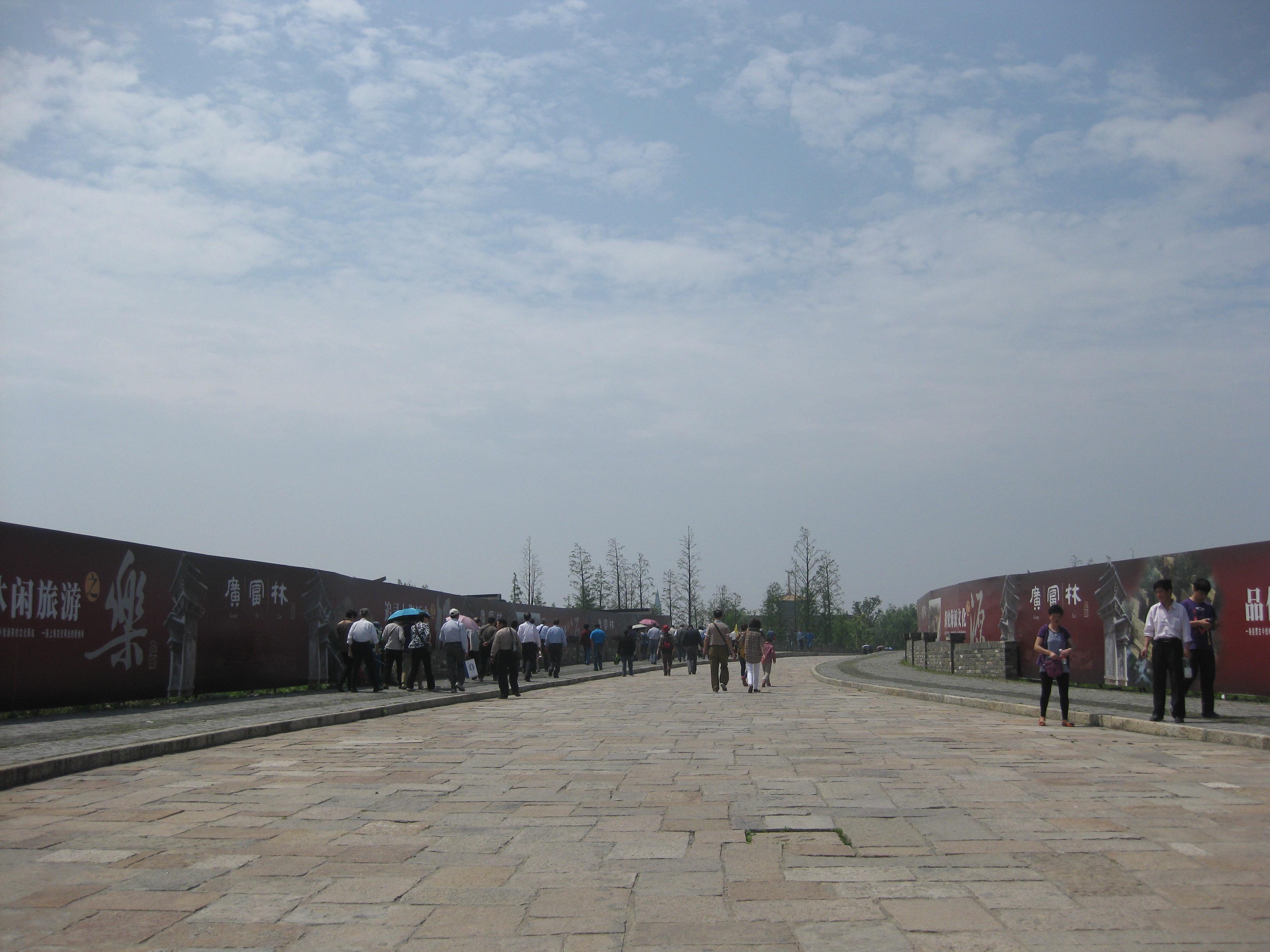 松江香薇玫瑰庄园,佘山,广富林遗址,泰晤士小镇两日游图片