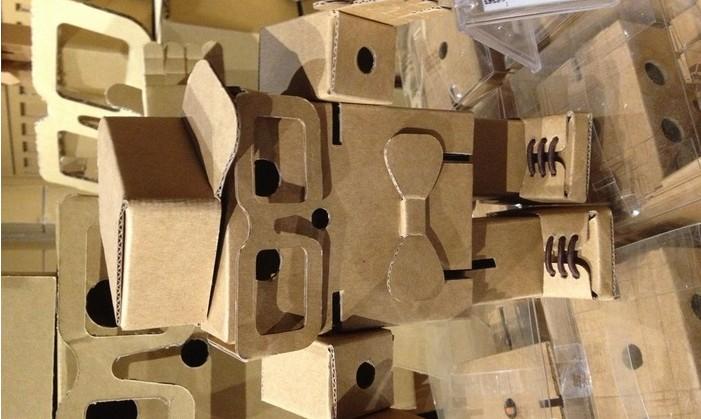 纸箱装扮动物步骤图片