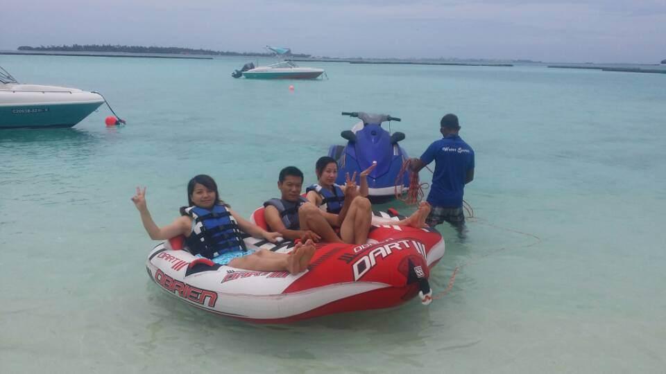 马尔代夫满月岛之旅