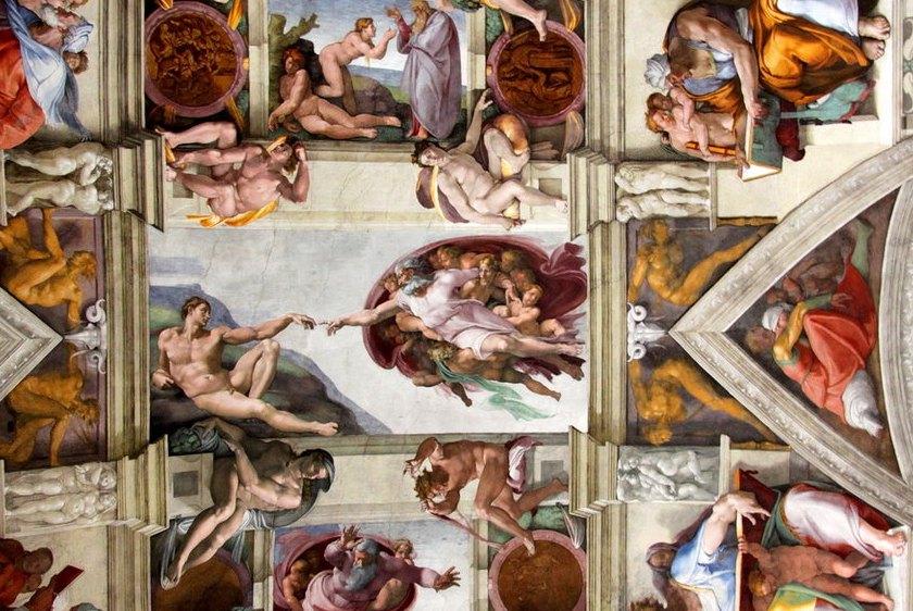 西斯廷教堂,梵蒂冈西斯廷教堂攻略/地址/图片/门票