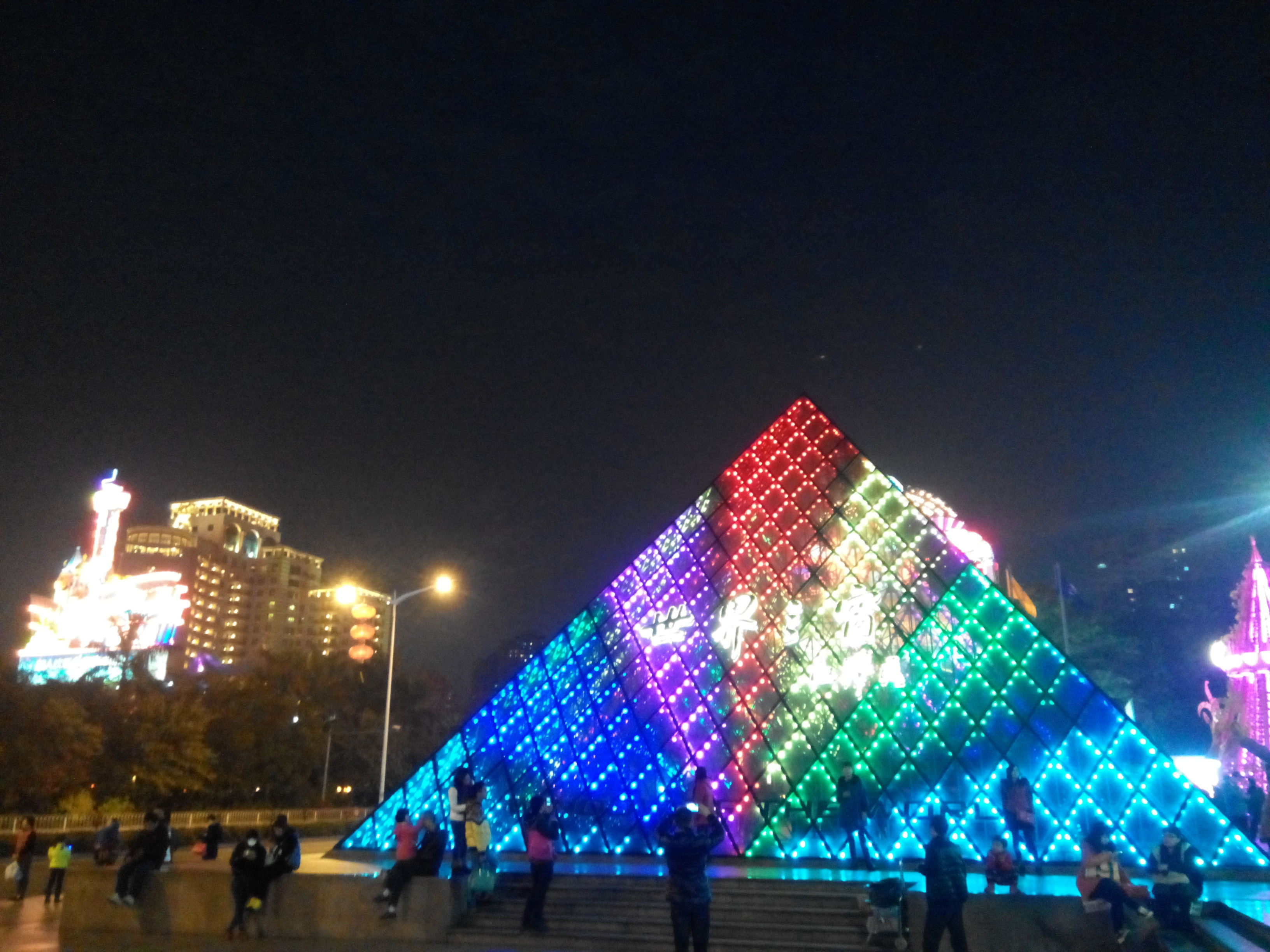 深圳世界之窗风景图片