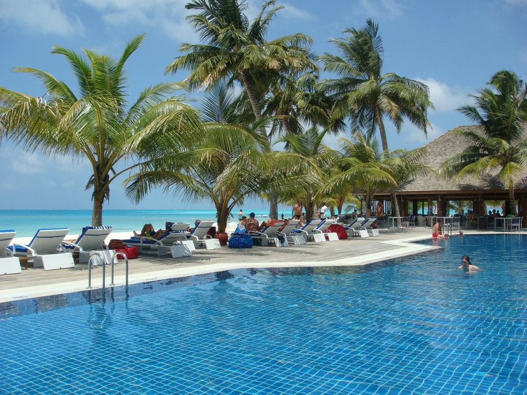 马尔代夫蜜月岛—— 一个人也可以乐颠的非土豪选择