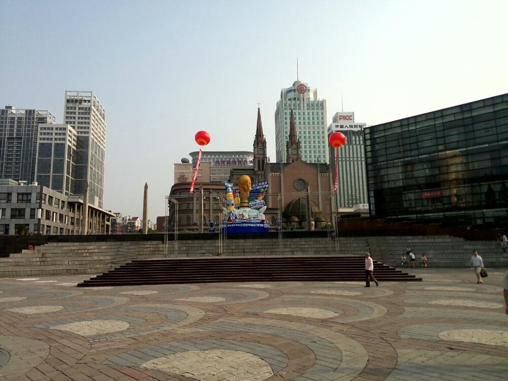 宁波天一广场到天一阁的公共交通图片