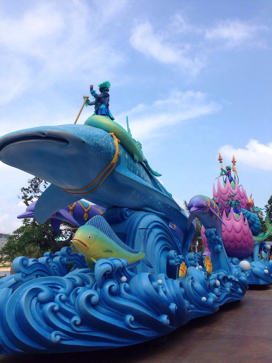 海洋的世界-珠海长隆