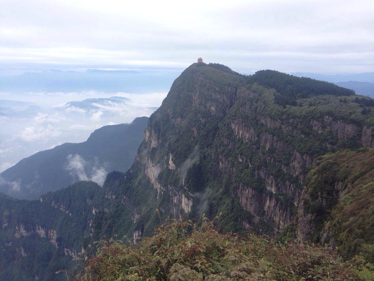 峨眉山の画像 p1_4