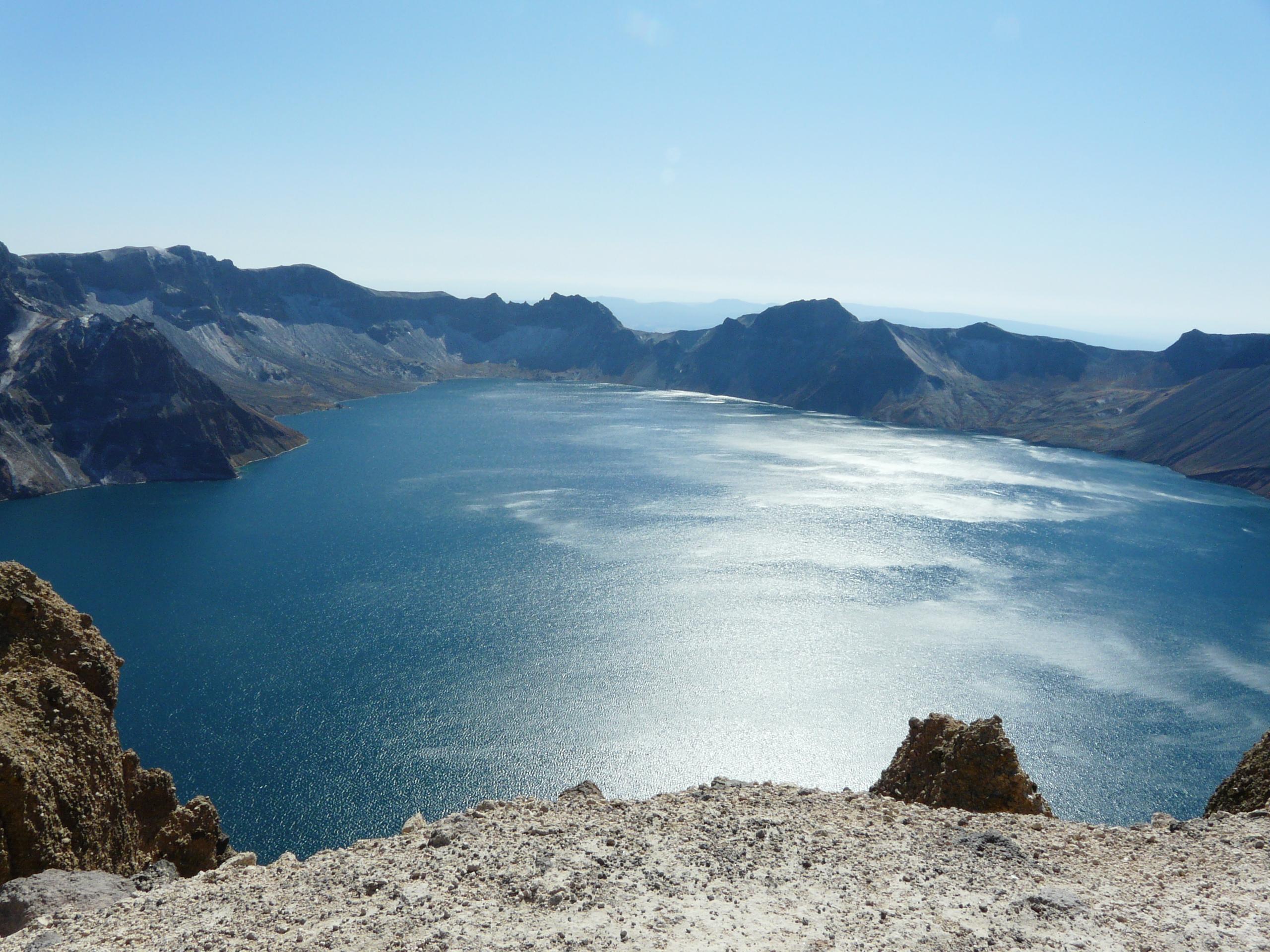 长白山景点景区图长白山风景名胜图长白山旅