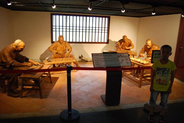 《漆木精华——潮州木雕艺术展览》11