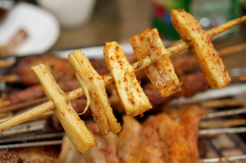 飨会海鲜烧烤·烤串