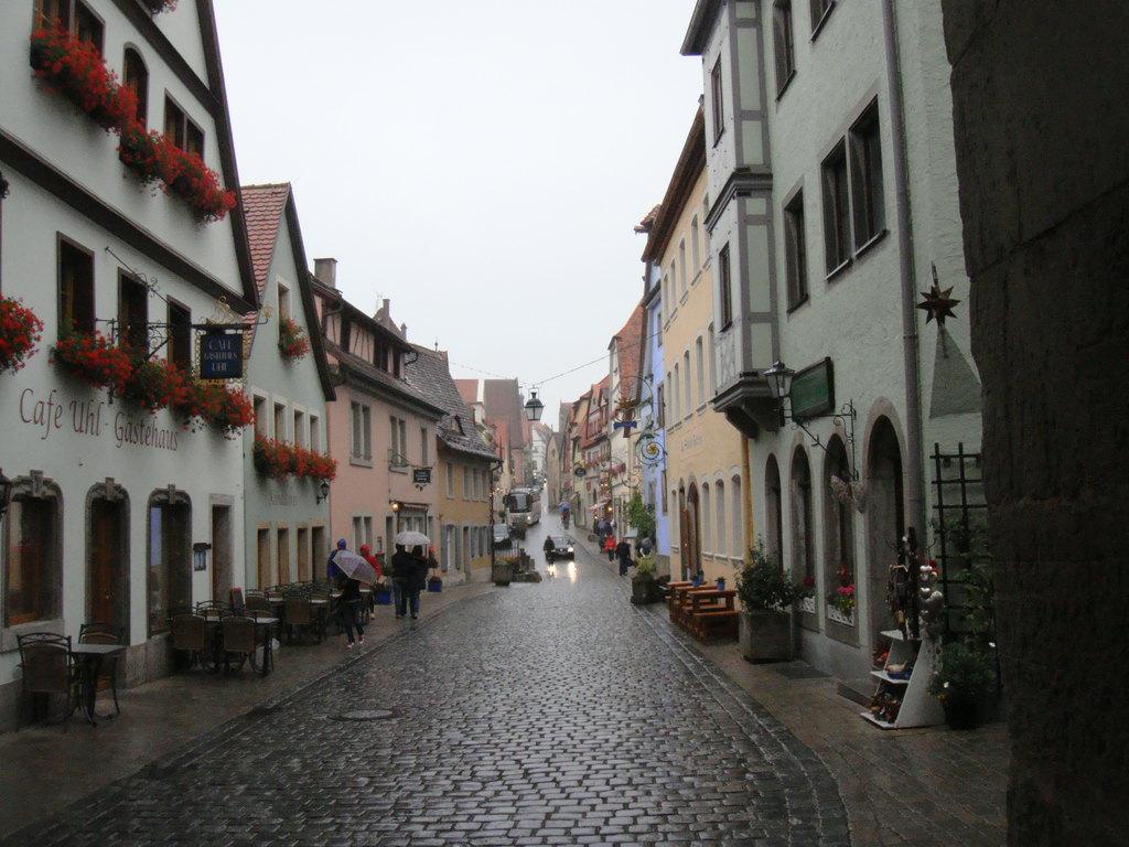 游德国古世纪小镇-----罗腾堡