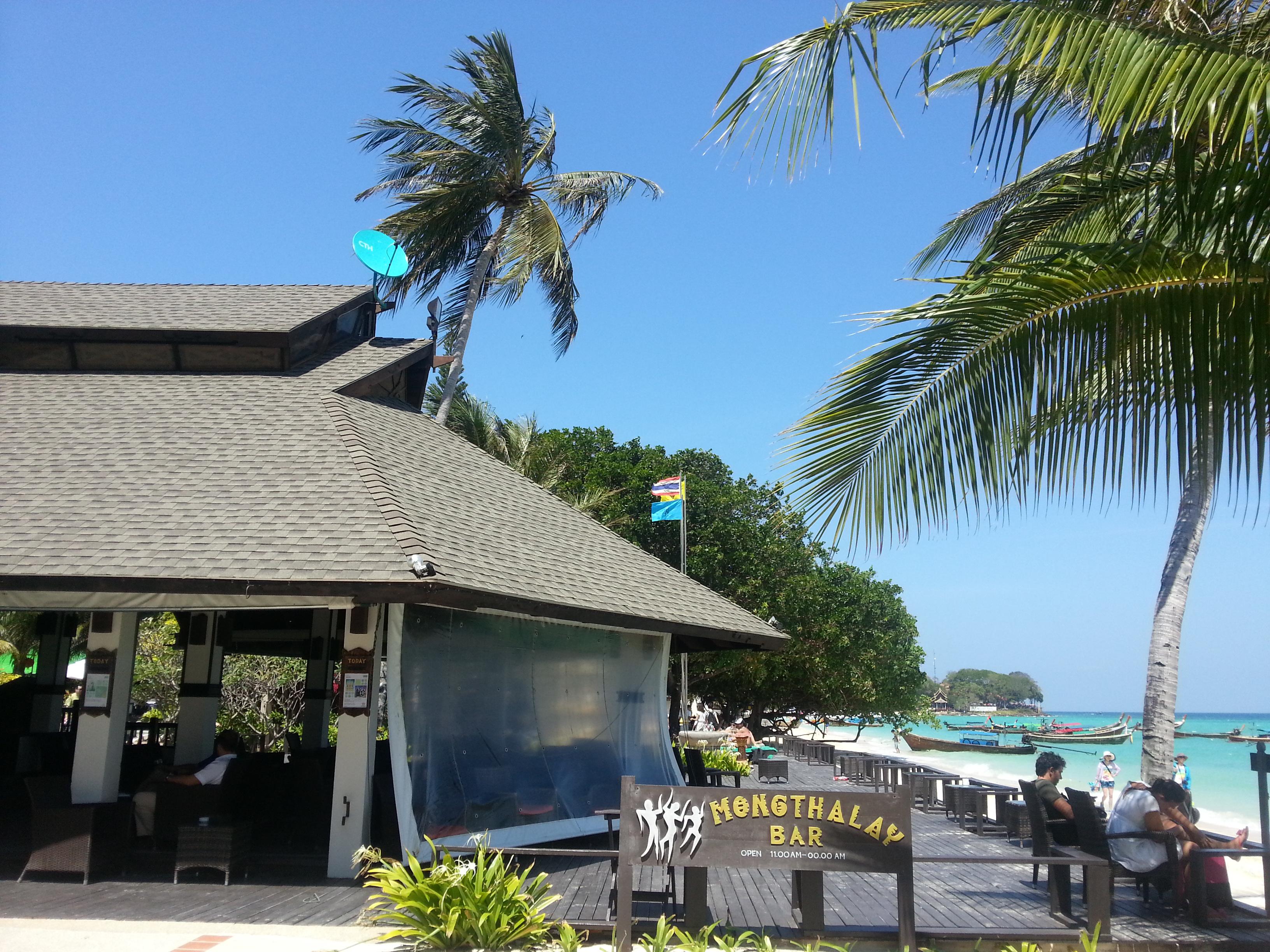 西冲一号沙滩海边别墅小木屋