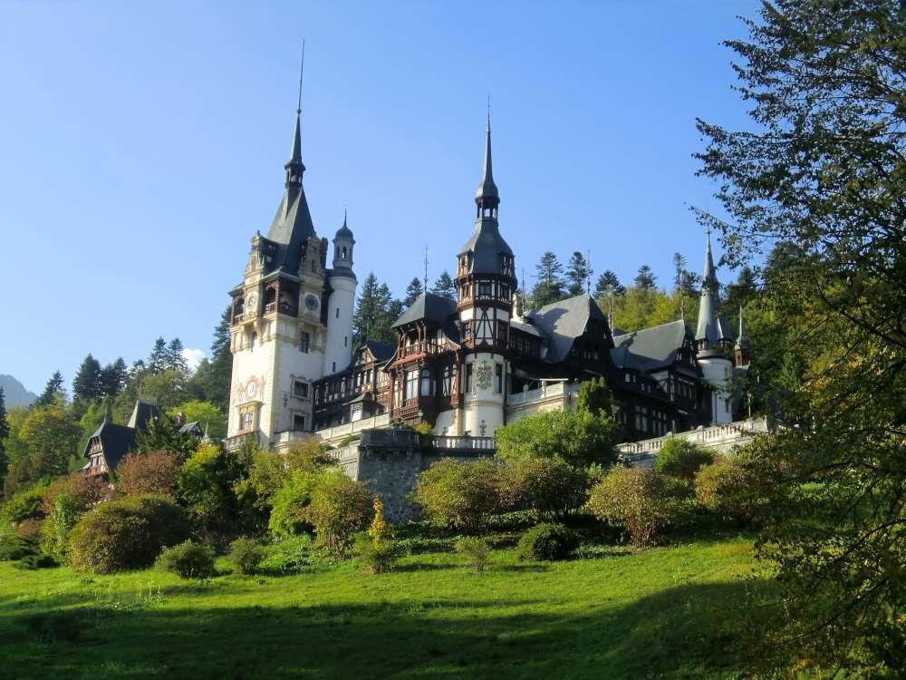 罗马尼亚时间_2012 罗马尼亚之旅(13) - 西奈亚的童话世界