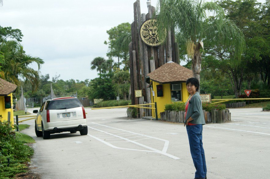 自驾游动物园(1)