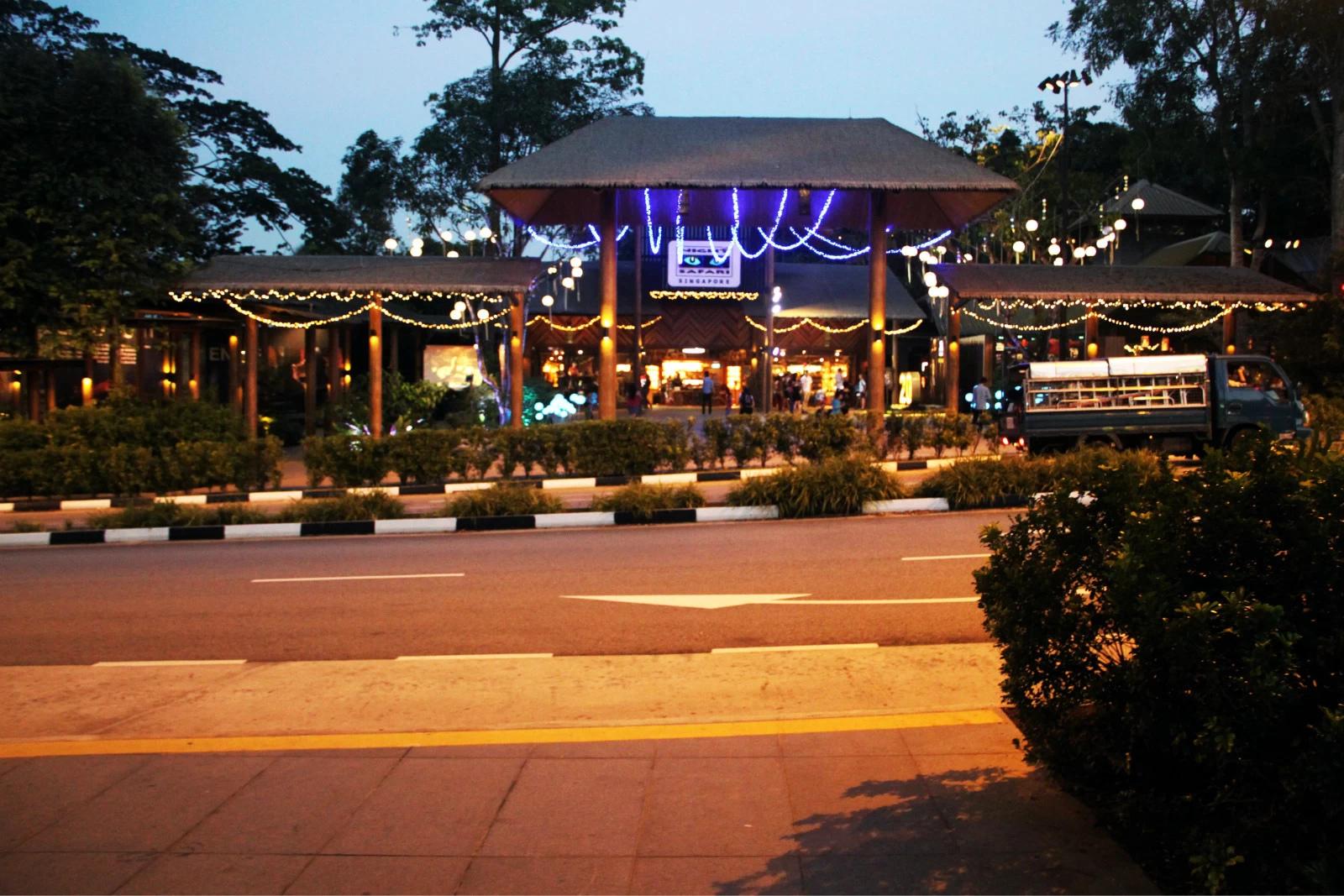 夜间野生动物园,新加坡夜间野生动物园攻略/地址