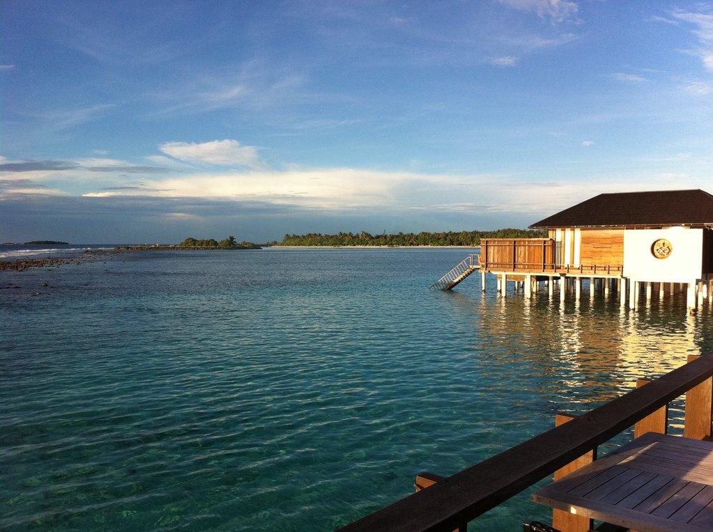 马尔代夫 天堂岛 5日自由行 - 大海 蓝天 星空 浮潜 沙滩.