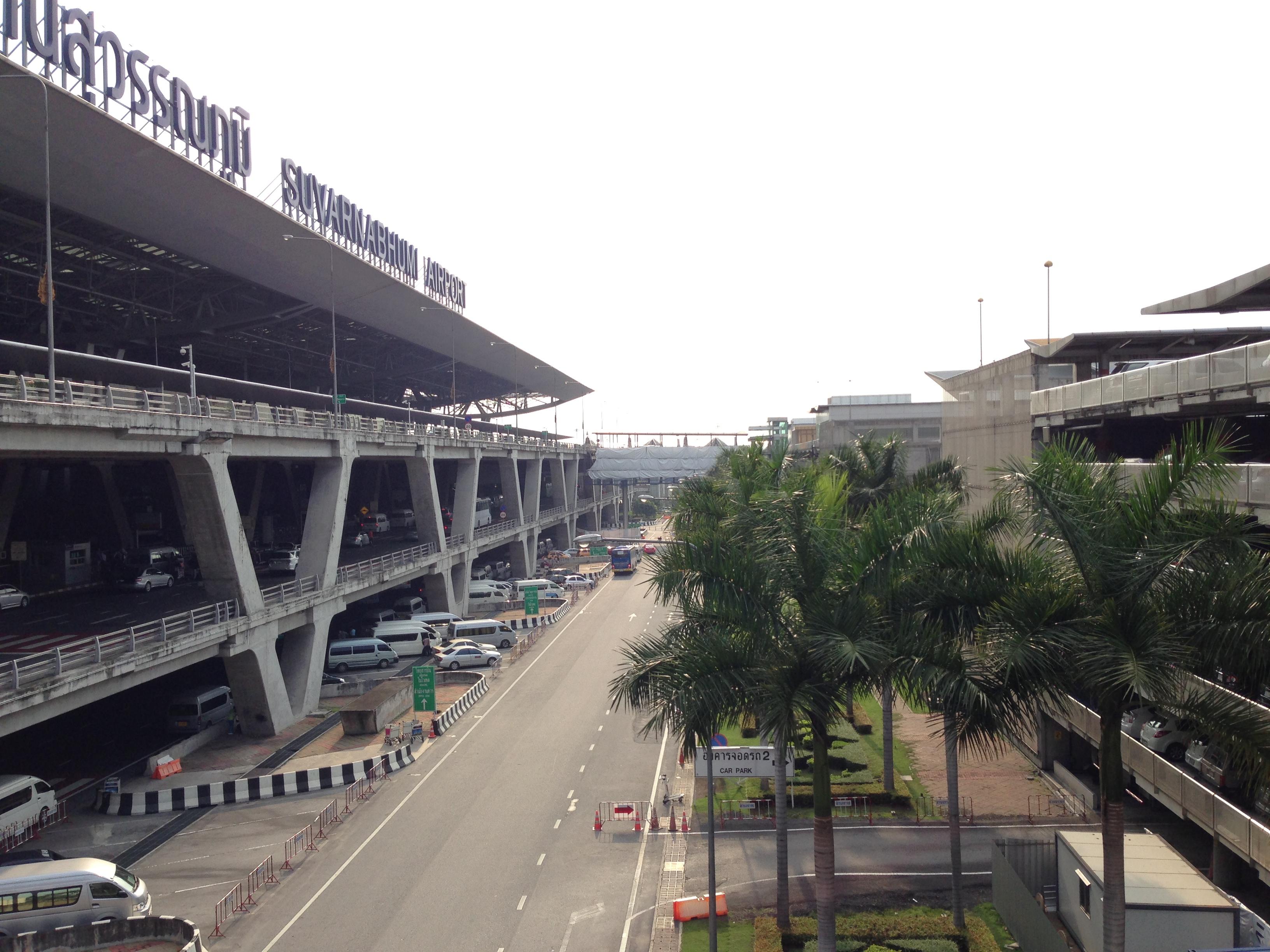 泰国华欣,曼谷6日吐槽