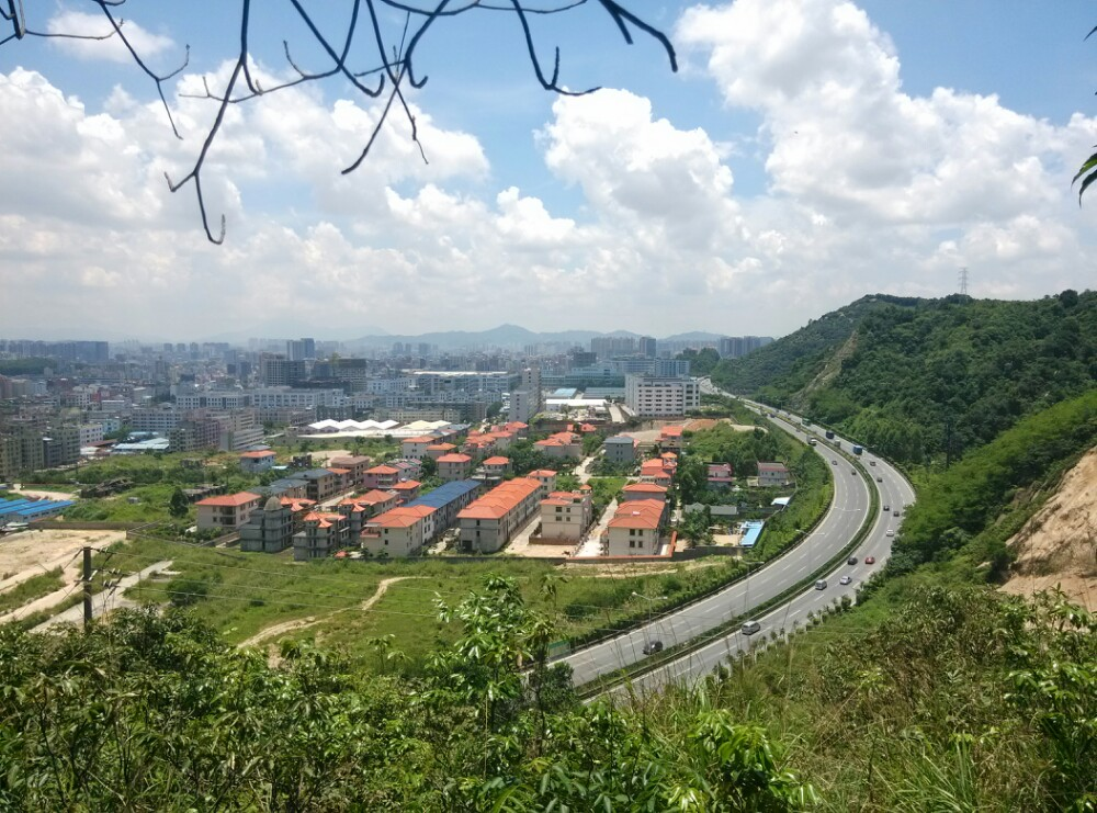 羊台山森林公园,深圳羊台山森林公园攻略/地址/图片