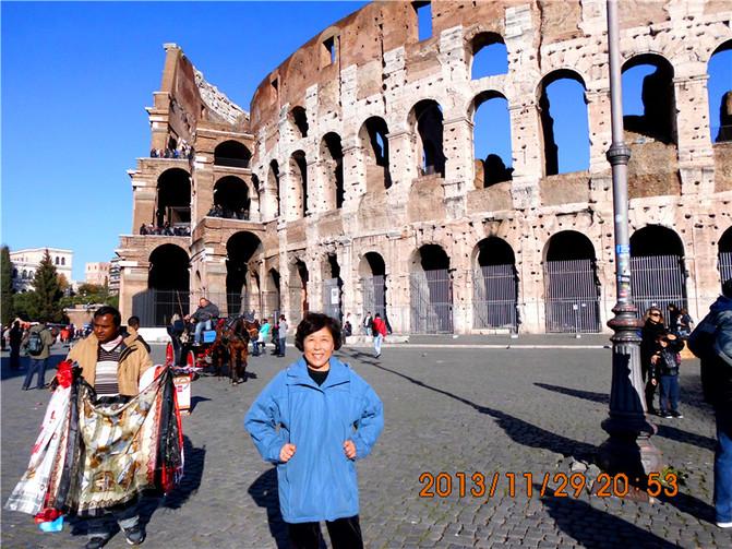 罗马六国法瑞梵奥德意v游记游记(7)-欧洲散记攻略voyage游戏攻略图片