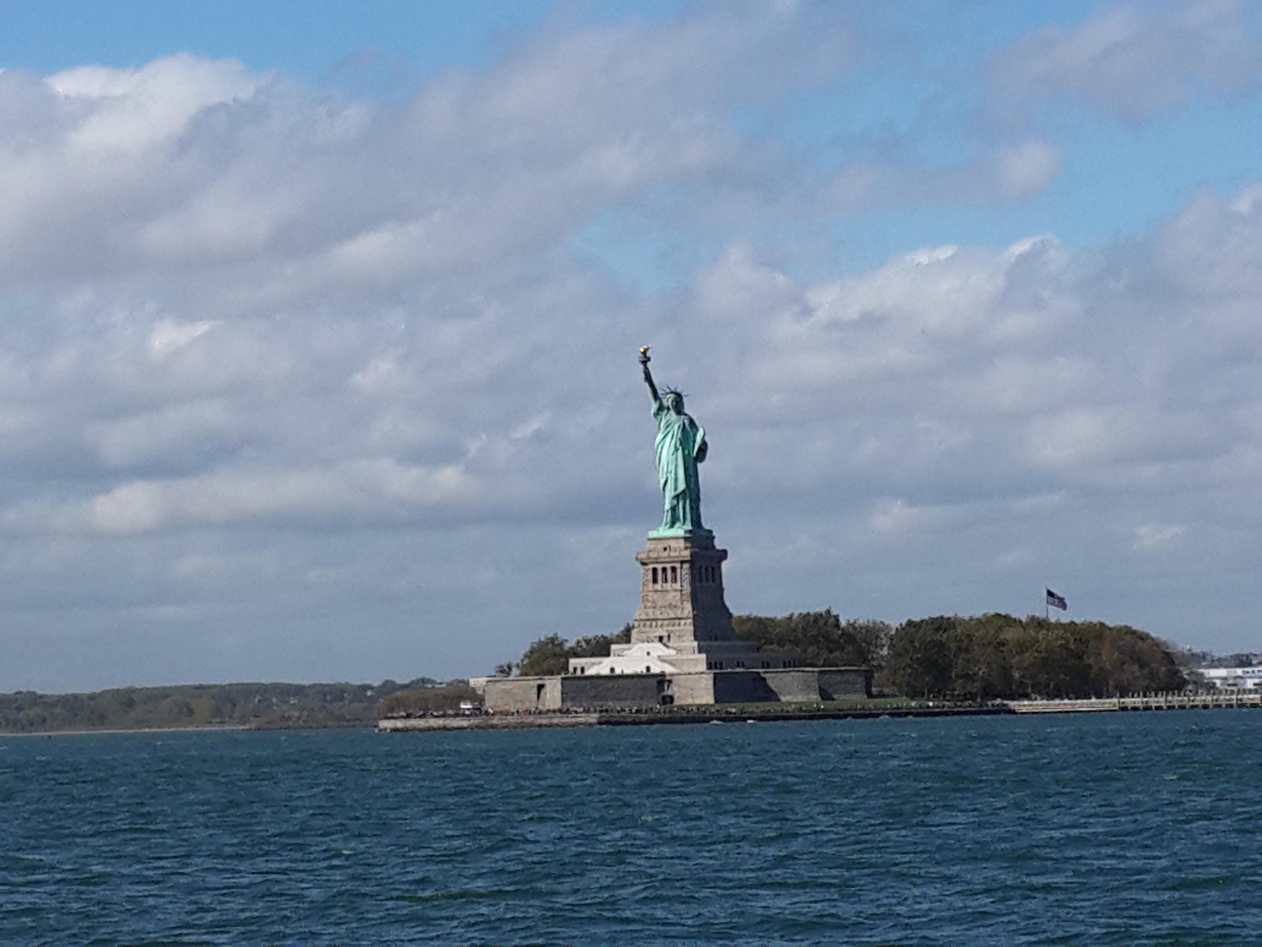 自由女神像,纽约自由女神像门票/地址/攻略/攻略carters淘图片海图片