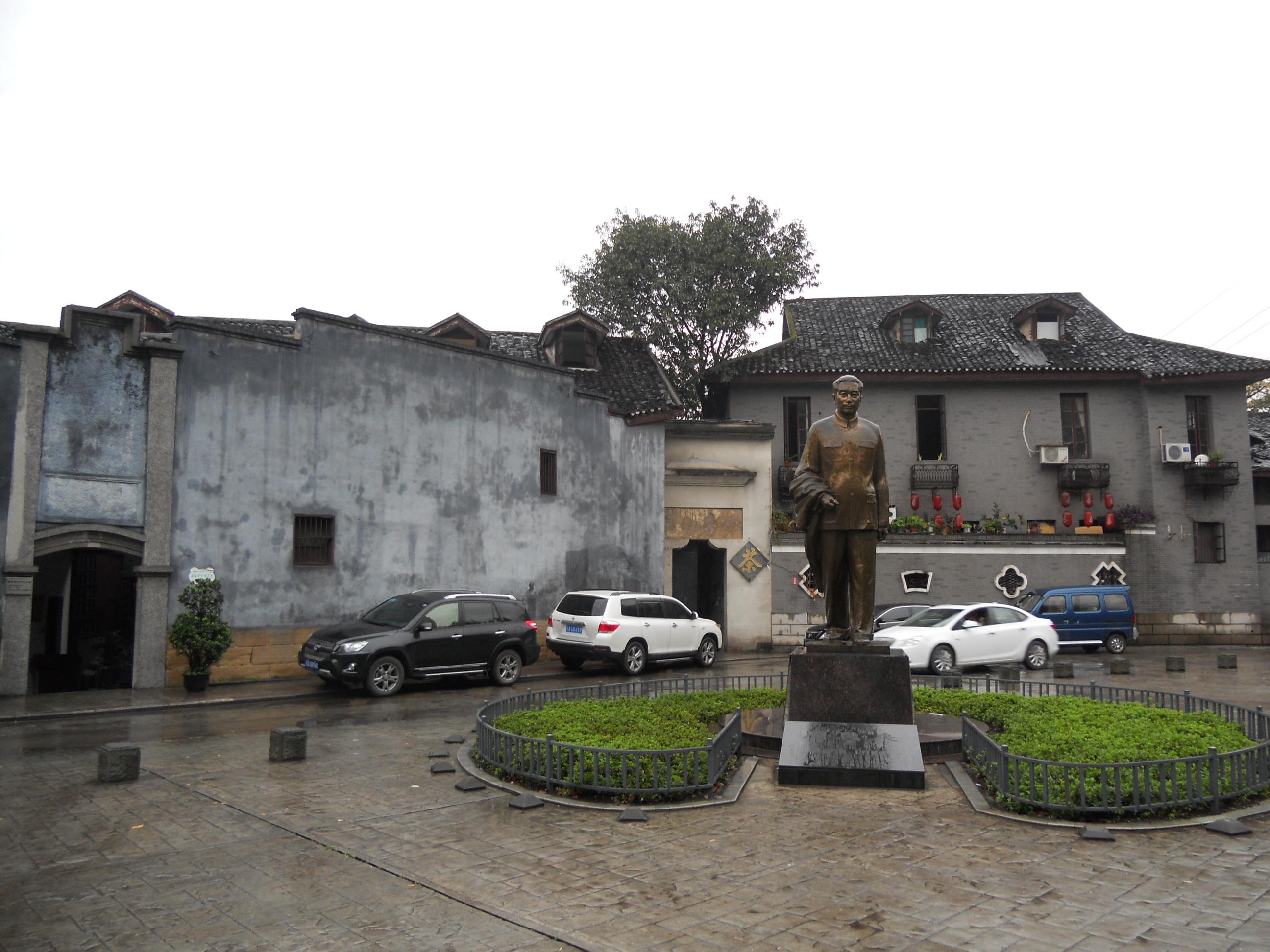 重庆曾家木材市场