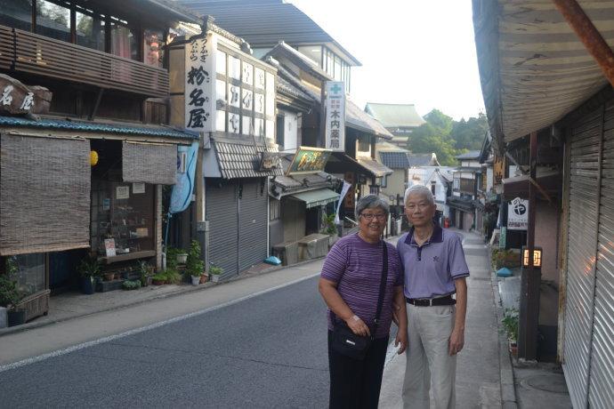 日本,东京千叶县成田市,新胜寺.图片