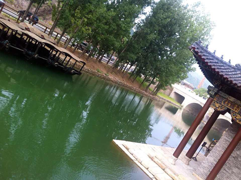 古北古镇_北京_百度地图