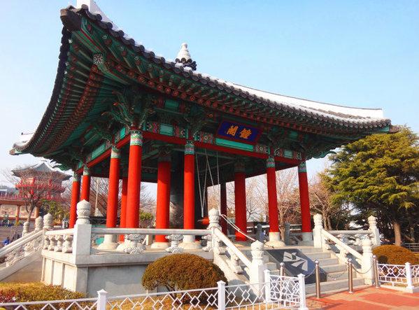 韩国釜山风景