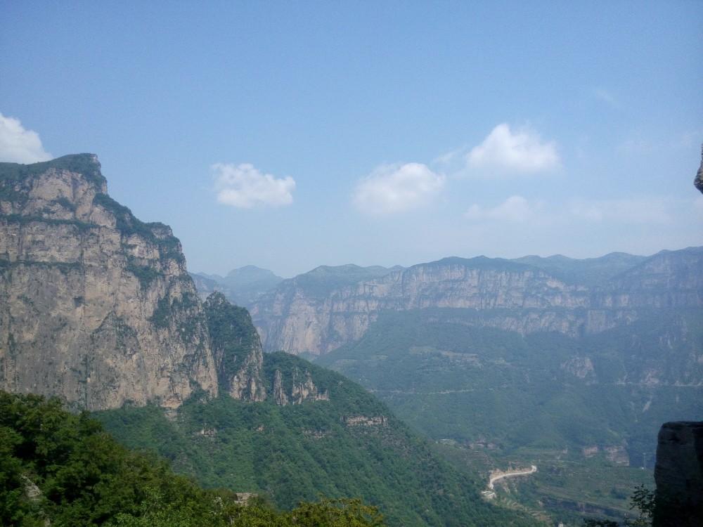 河南太行大 峡谷 景区景点