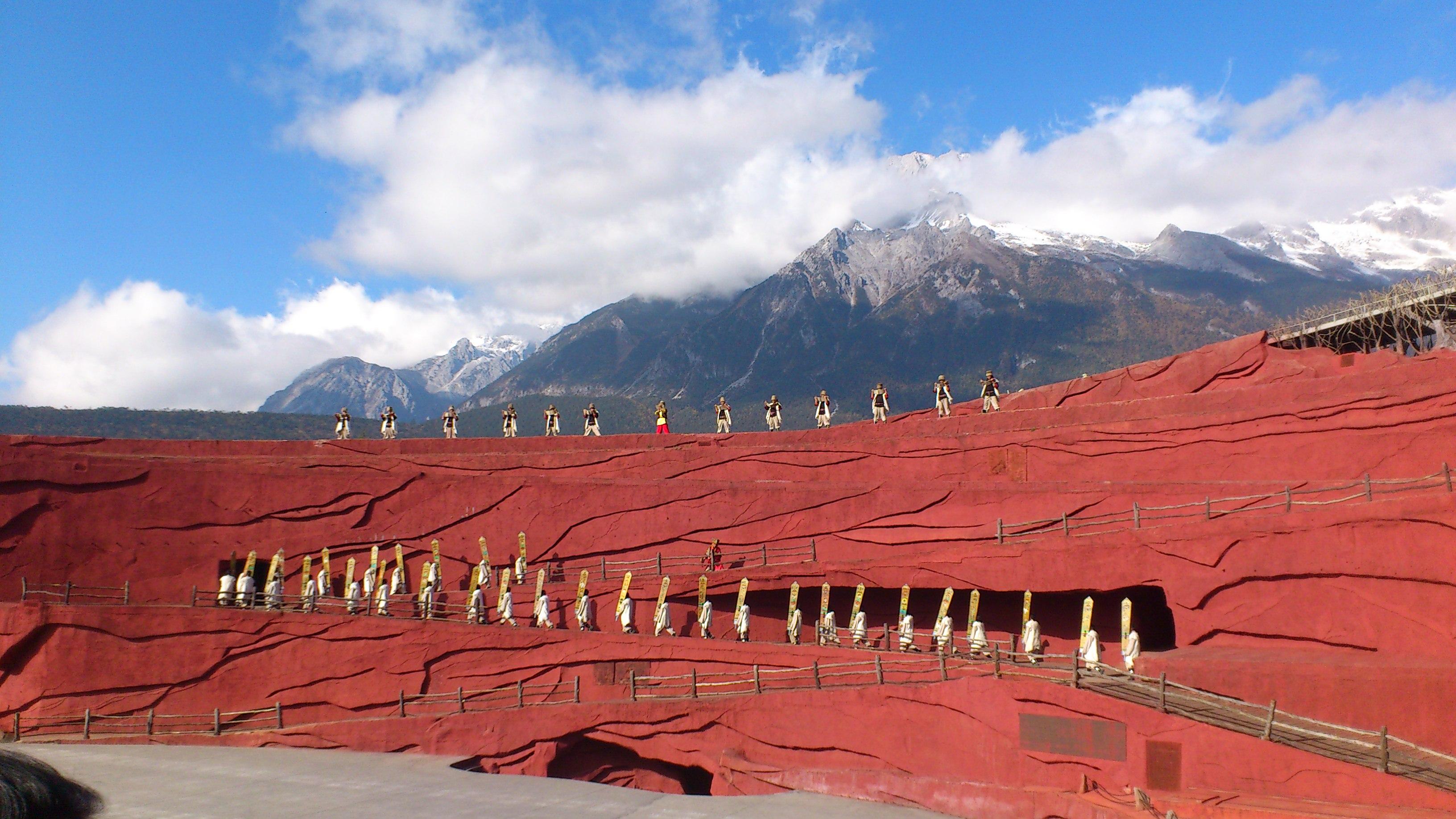金秋丽江-香格里拉-泸沽湖之行,放飞之旅